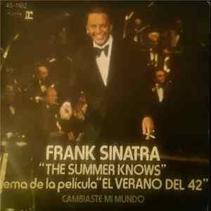 "Frank Sinatra - The Summer Knows. Tema De La Película ""El Verano Del 42"" Album"