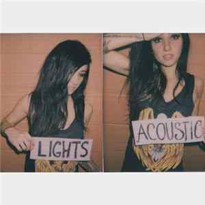 Lights - Acoustic Album